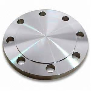 """New 8/"""" 600 Blind Pipe Flange"""