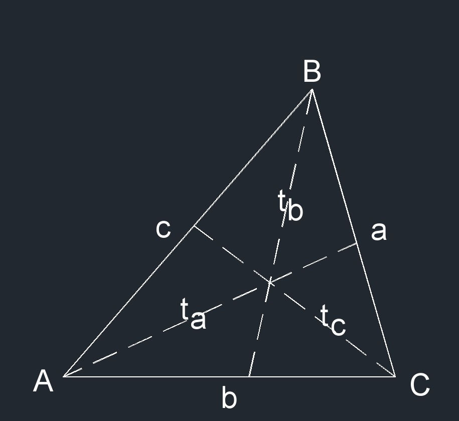 scalene triangle 5t