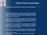 http://www.fusionpower.org